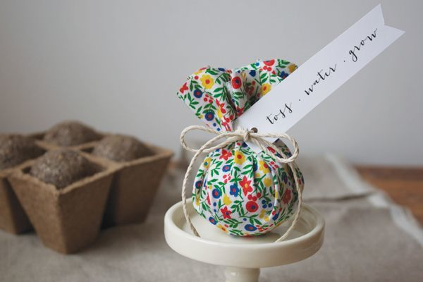 Grow Plants Anywhere With Seed Bombs- Have you heard of
