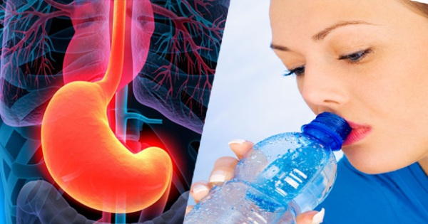 Did you know, why to drink water on an empty stomach