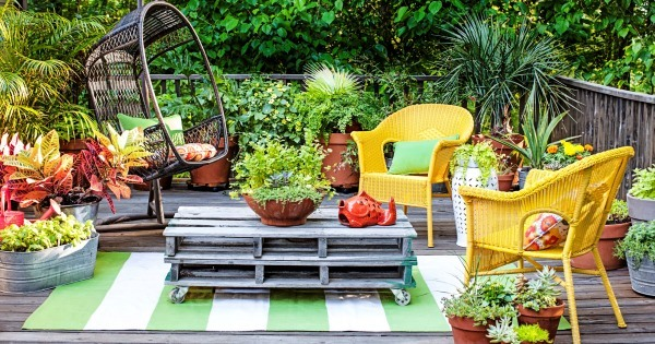 Are You Planning A Terrace Garden Have A Look At These Elements